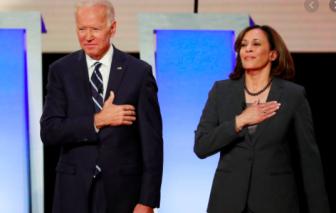 """Tổng thống Biden công khai tiền thuế, thu nhập 2020 thấp hơn """"nữ phó"""" Kamala Harris"""