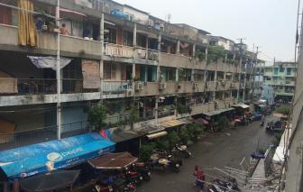 TPHCM: 5 năm di dời được... 6 chung cư cũ