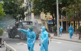 Sáng 19/5: 30 người mắc COVID-19 trong cộng đồng tại Bắc Ninh, Bắc Giang, Lạng Sơn và TPHCM