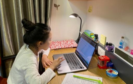 Học sinh Đà Nẵng đang kiểm tra học kỳ trực tuyến thì... mất điện