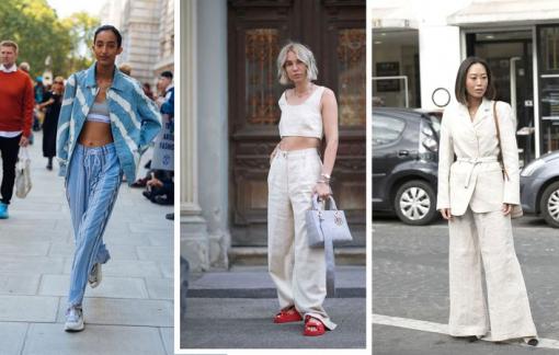 Quần linen - xu hướng thời trang không thể thiếu ngày hè