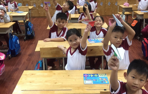 Trường tiên tiến - hội nhập quốc tế nhưng mức thu chưa xứng tầm