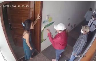 Đình chỉ công tác Trưởng Ban quản lý chung cư đưa người lạ vào đe dọa cư dân