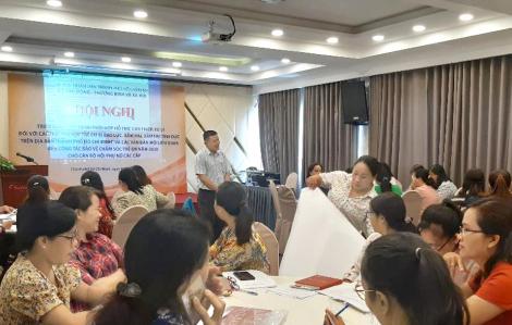 Hội Liên hiệp phụ nữ TP.HCM: Những nỗ lực không mệt mỏi để ngăn chặn xâm hại, bạo lực với phụ nữ, trẻ em