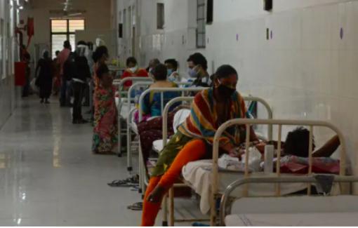 Ấn Độ đang đối mặt với dịch bệnh chết người thứ 2 sau COVID-19