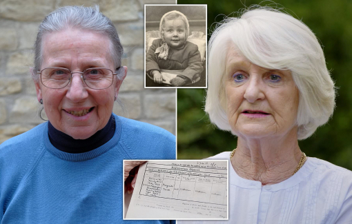 """Bé gái sơ sinh bị bỏ rơi trên tàu giải được """"bí ẩn cuộc đời"""" ở tuổi 74"""