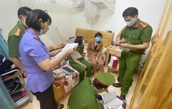 Khởi tố, khai trừ khỏi Đảng nhiều nguyên lãnh đạo, cán bộ Sở Y tế Sơn La