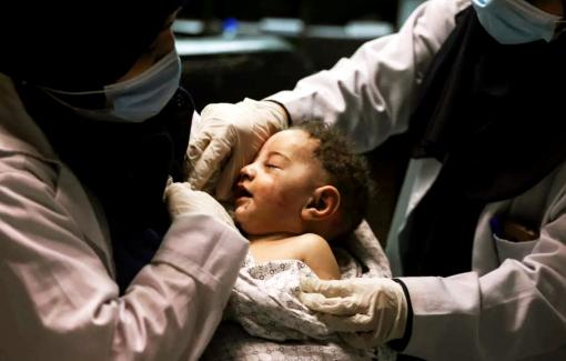 Khói bom đạn đã tan, nhưng dải Gaza chưa bao giờ bình yên