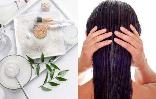 Lợi ích bất ngờ khi dưỡng tóc bằng nước vo gạo