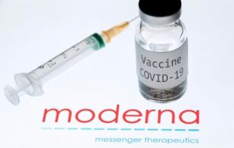 Vắc-xin Moderna có hiệu quả cao ở thanh thiếu niên