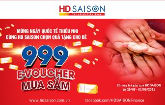 Cùng HD SAISON chọn quà tặng cho bé