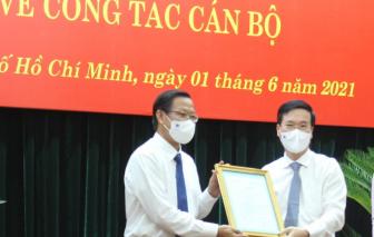 Ông Phan Văn Mãi giữ chức Phó Bí thư Thường trực Thành ủy TPHCM