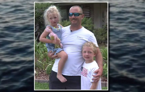 Mỹ: Cậu bé 7 tuổi được khen ngợi vì cứu em gái và bố khỏi nguy cơ chết đuối