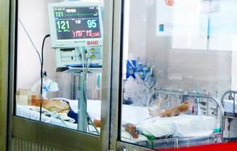 Được chạy ECMO kịp thời, sức khỏe nam sinh 22 tuổi ở Long An đã ổn định