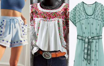 """Mexico cáo buộc Zara và loạt thương hiệu """"sao chép văn hoá"""""""