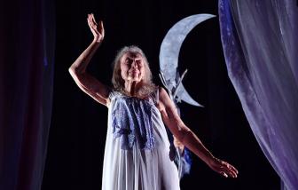 """Nữ vũ công 106 tuổi không có khái niệm """"già"""""""