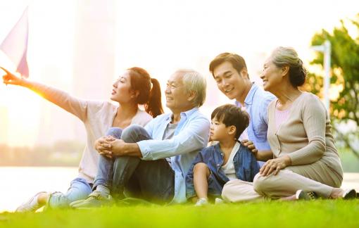 Hôn nhân của cha mẹ ảnh hưởng tới hạnh phúc của con