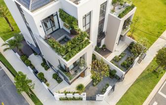 """Mảng xanh đa tầng: Giá trị """"độc bản"""" của đô thị sinh thái Aqua City"""
