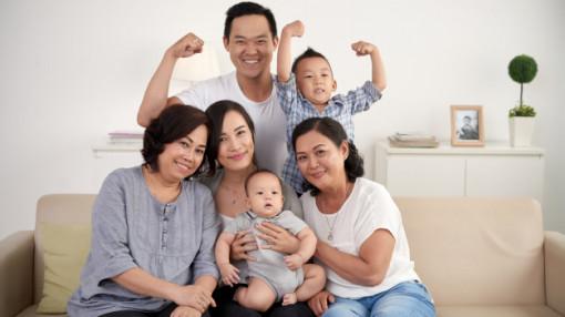 """Diễn đàn """"Hạnh phúc gia đình xây bằng gì?"""": Gia đình phải là một ekip ăn ý"""