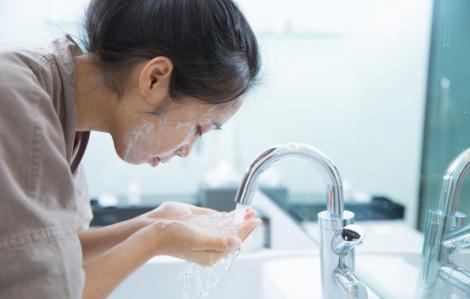 8 sai lầm thường gặp khi rửa mặt khiến da xấu đi