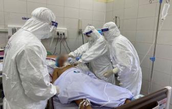 Bệnh nhân ung thư phổi mắc COVID-19 tử vong