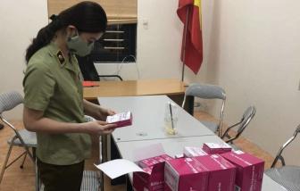 Bộ xét nghiệm COVID-19 lậu tràn lan trên thị trường Hà Nội