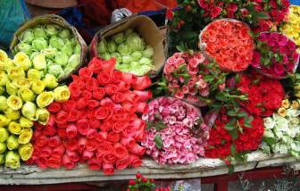 Chợ hoa Đầm Sen được hoạt động trở lại trong vòng 3 ngày