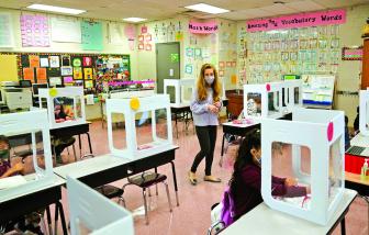 COVID-19 thay đổi hình ảnh về trường học của cả thế hệ học sinh