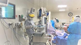 TPHCM: 1 bệnh nhân COVID-19 rất nặng đang hồi phục