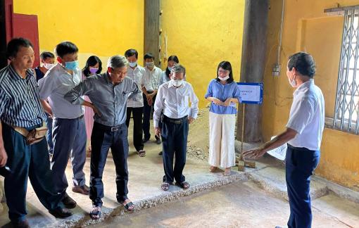 Xuất lộ nhiều dấu tích quan trọng tại ngôi điện lớn nhất thời Nguyễn