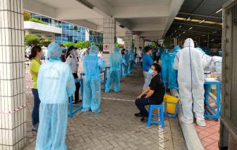 Chuỗi lây nhiễm  COVID-19 ở xưởng cơ khí huyện Hóc Môn đã tăng lên 36 ca