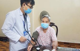 Hỗ trợ khám tại nhà cho thai phụ, người cao tuổi mùa dịch