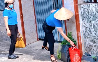 Lập nhóm đi chợ giúp gia đình có người cách ly tại nhà