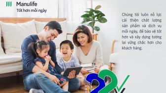 Manulife Việt Nam kỷ niệm 22 năm thành lập