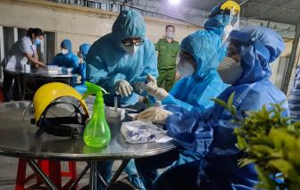 TPHCM: Nữ điều dưỡng Bệnh viện Nhi đồng 1 mắc COVID-19