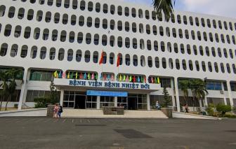 Phong tỏa Bệnh viện Bệnh Nhiệt đới TPHCM
