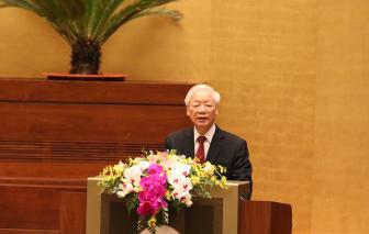 Tổng bí thư Nguyễn Phú Trọng mong việc học tập, làm theo Bác ngày càng đi vào chiều sâu