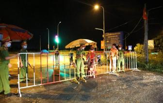 Gia đình có 3 người dương tính, Hà Tĩnh phong tỏa thêm 1.200 dân
