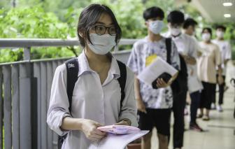 Hà Nội: hơn 93.000 sĩ tử bắt đầu thi vào lớp 10