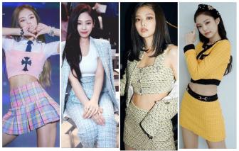 Jennie: Nữ hoàng phong cách preppy