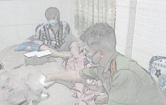 Kiên Giang bắt đối tượng bị truy nã mang súng và 40 viên đạn