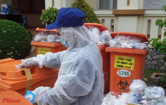 Hướng dẫn xử lý chất thải khi cách ly y tế tại nhà