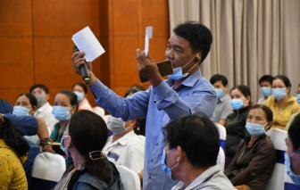 Bức xúc vì ô nhiễm và đền bù giải tỏa, người dân Quảng Ngãi vây Công ty thép Hòa Phát