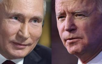"""Tổng thống Putin hy vọng ông Biden """"bớt bốc đồng"""" so với ông Trump"""