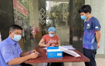 TP. Thủ Đức xuất hiện 1 ca dương tính với SARS-CoV-2 tại phường Hiệp Bình Chánh