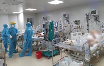 Sở y tế yêu cầu nhân viên y tế hạn chế tiếp xúc với người xung quanh