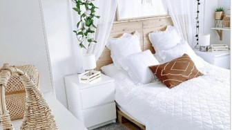 Bí quyết chống nóng cho phòng ngủ