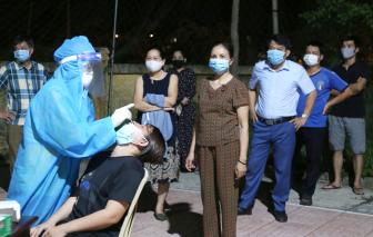 Bộ Y tế đề nghị Hà Tĩnh cách ly ngay người liên quan bệnh nhân mắc COVID-19 có biểu hiện ho, sốt