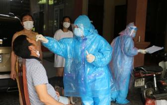 Hà Tĩnh: Phát hiện dương tính với SARS-CoV-2 khi đến bệnh viện khám bệnh