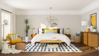 Những lưu ý khi chọn nội thất cho phòng ngủ